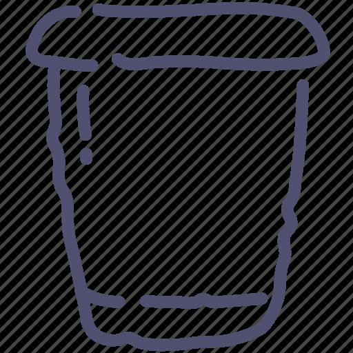 coffe, drink, takeaway icon