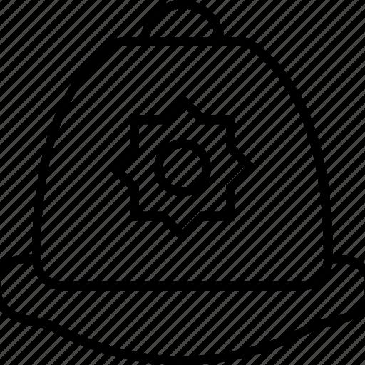 cap, kingdom, police, united icon