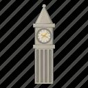 ben, big, london, object icon