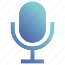 audio, mic, microphone, sound recorder