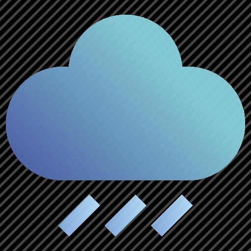 Cloud, rain, raindrop, snow icon - Download on Iconfinder