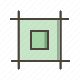 layout, page, web icon