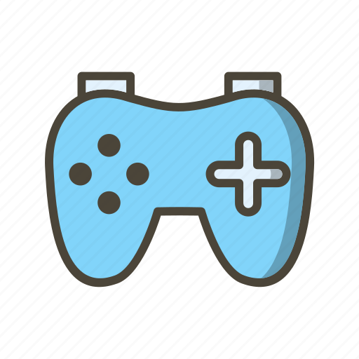controller, game pad, joypad icon