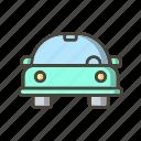 automobile, car, cartoon car