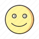 emoji, emoticon, emotion, happy icon