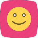 emoji, emoticon, happy icon