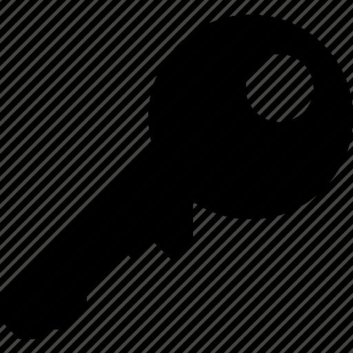 key, lock, locking, secure, security icon
