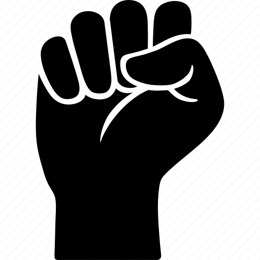 fist, hand, power, resistance, solidarity, strength, victory icon