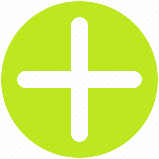 Add, create, interface, new, plus, plus sign icon - Download on Iconfinder
