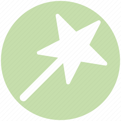 Blink, christmas stick, magic, magical, star stick, stick icon - Download on Iconfinder