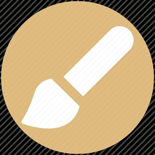 Art brush, brush, design brush, paint brush, stable icon - Download on Iconfinder