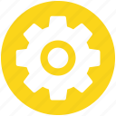 cog, engine, gear, setting, setup