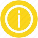 circle, graphics, info, percent, sign, symbols, warning icon