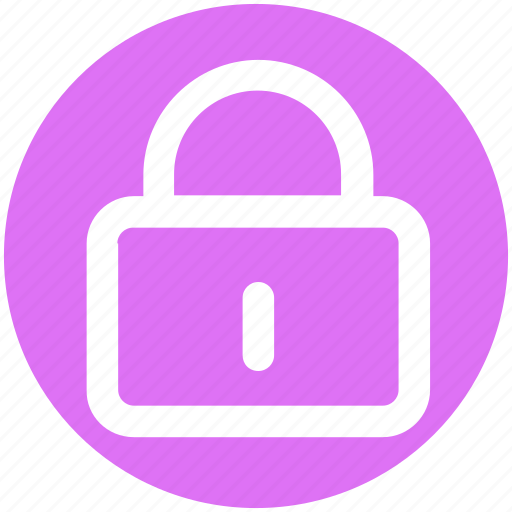 encryption, lock, locked, padlock, secure, security icon