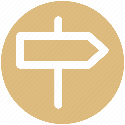Direction, index, road, road sign, sign, traffic sign icon - Download on Iconfinder