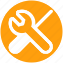 fix, repair, screwdriver, setting, tool, tools icon