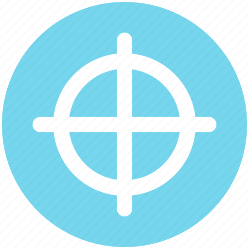 Bulls eye, darts, goal, strategy, target icon - Download on Iconfinder
