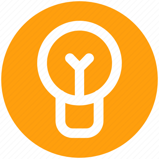 bulb, idea, lamp, light, light bulb, tips icon