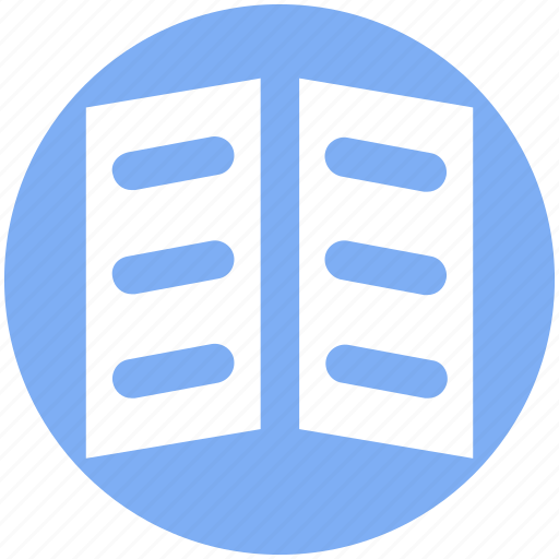 Book, library, open book, read, school book, student book icon - Download on Iconfinder