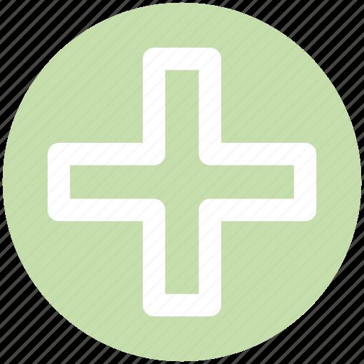health, hospital, hospital sign, medical, sign icon