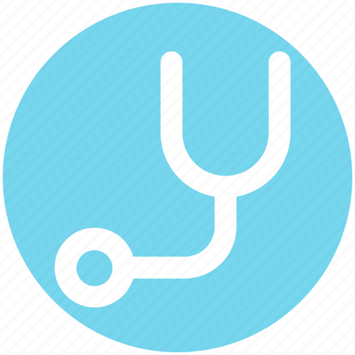 doctor, health, instrument, medical, stethoscope, tool icon