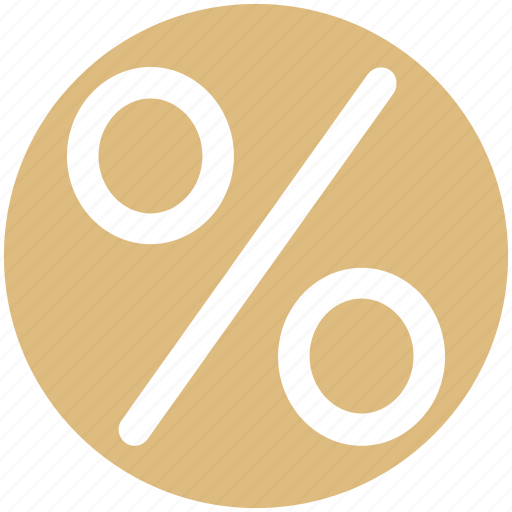 Discount, interest, percent, percentage, percentage sign, sales icon - Download on Iconfinder