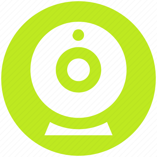 Cam, camera, front cam, video, webcam icon - Download on Iconfinder