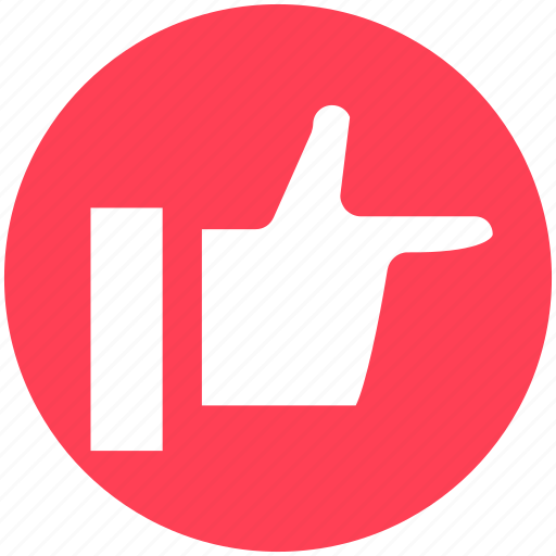 finger, hand, pointing, right, right hand, show icon