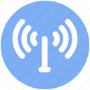antenna, hotspot, internet, satellite dish, signal, wifi, wireless icon