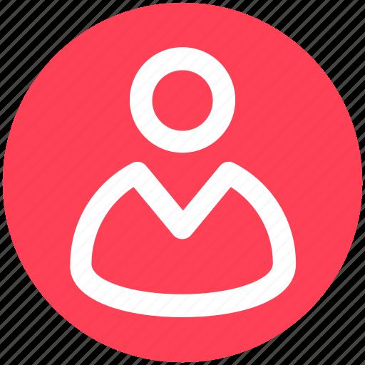 employee, human, man, people, profile, user icon