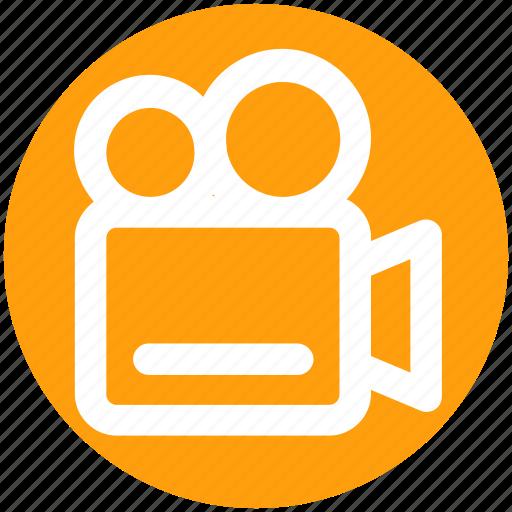 Tripod, film shot, camera, video, movie camera, video camera icon