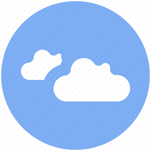Clouds, cloudy, heavy, overcast, rain cloud, weather icon - Download on Iconfinder