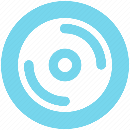 Cd, cd room, compact, disc, dvd, music icon - Download on Iconfinder