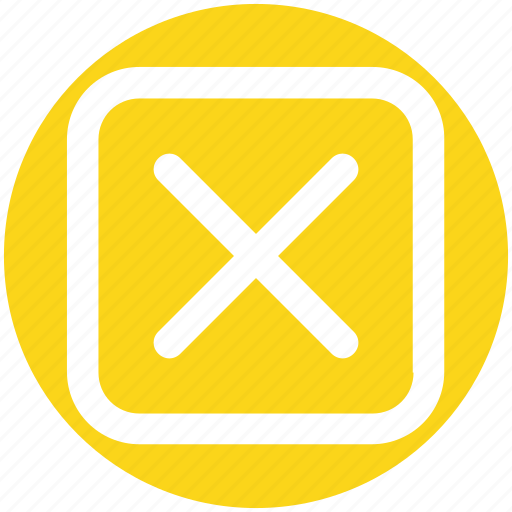 Abstract, cross, delete, multiply, sign, x sign icon - Download on Iconfinder