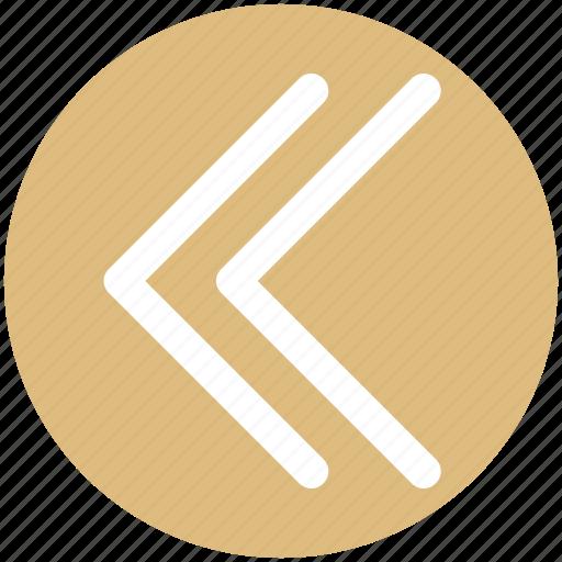 Arrow, disclosure, forward, left arrow icon - Download on Iconfinder