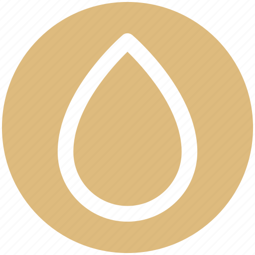 Drop, oil, transparent, water, water drop icon - Download on Iconfinder