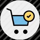 accept, cart, ecommerce, good, shopping, shopping cart