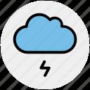 cloud, cloud storm, storm, thunderstorm, weather