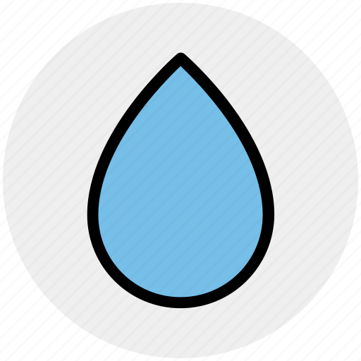 drop, oil, transparent, water, water drop icon