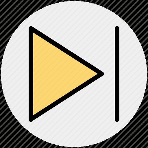 fast, fast forward, forward, multimedia, music, songs icon