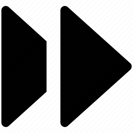 Fast, forward, multimedia, music, skip, sound icon - Download on Iconfinder