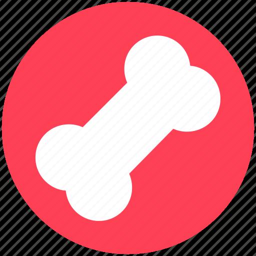 Bone, dog, dog bone, dog food, food icon - Download on Iconfinder