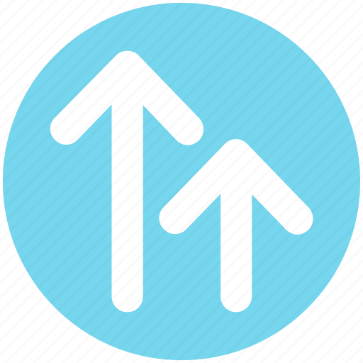 Arrows, unloading, up arrows icon - Download on Iconfinder