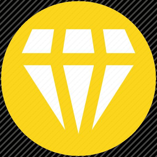 Brilliant, crystal, diamond, diamonds, jewelry icon - Download on Iconfinder