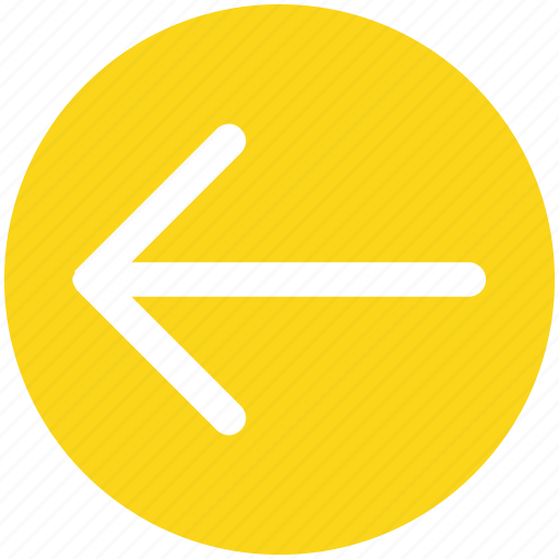Arrow, forward, left, left arrow icon - Download on Iconfinder