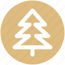 cypress, forest, nature, pine, summer, tree icon
