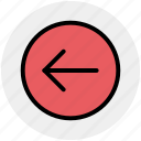 forward, left arrow, arrow, left