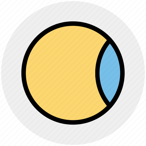 month, moon, night, phase, weather icon