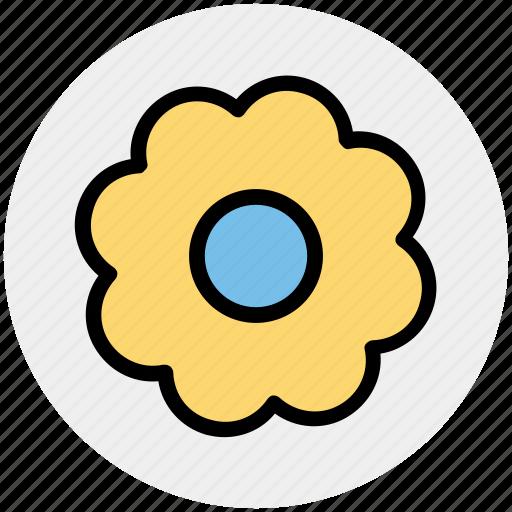 decorative, flower, garden, nature icon