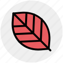 ecology, leaf, nature, plant icon